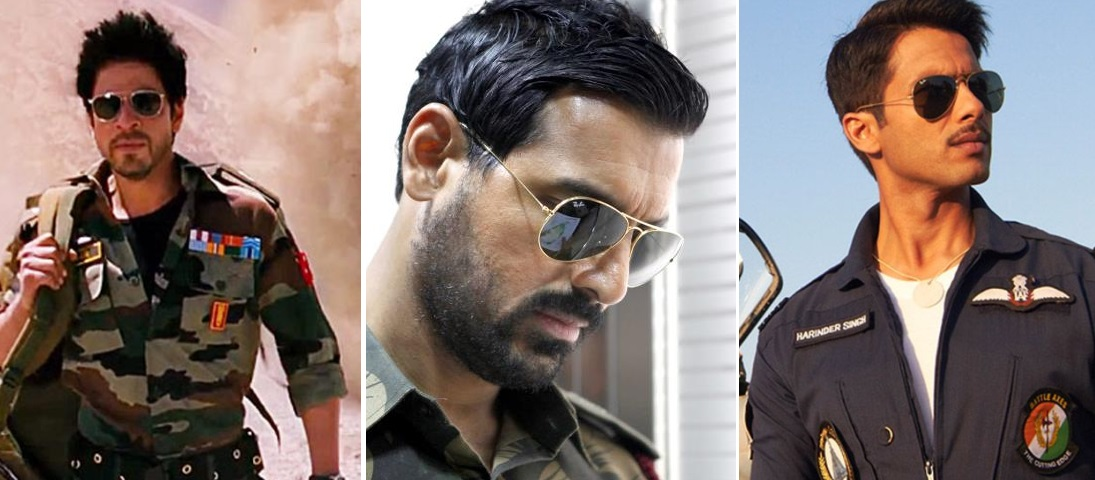 Bollywood's Leading Men Who Totally Rock The Uniform