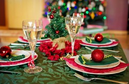Christmas brunch and Dinner guide