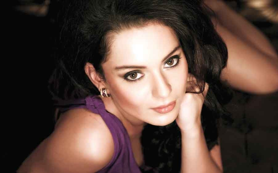 Image from Kangana's interview with MW