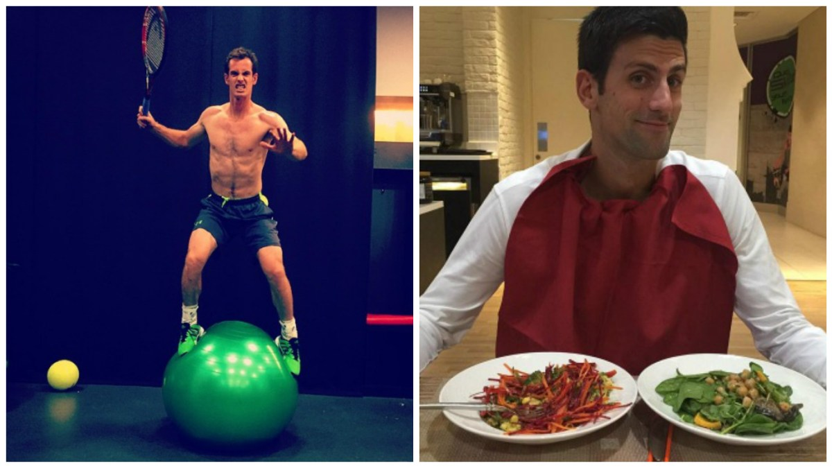 An Insider's Look Into The Fitness Regimes Of Tennis' Biggest Superstars