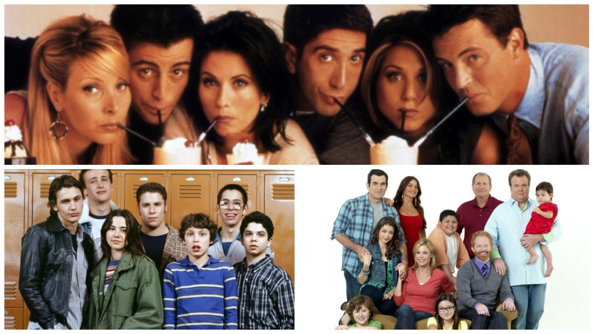 10 TV Shows To Binge On A Bad Day