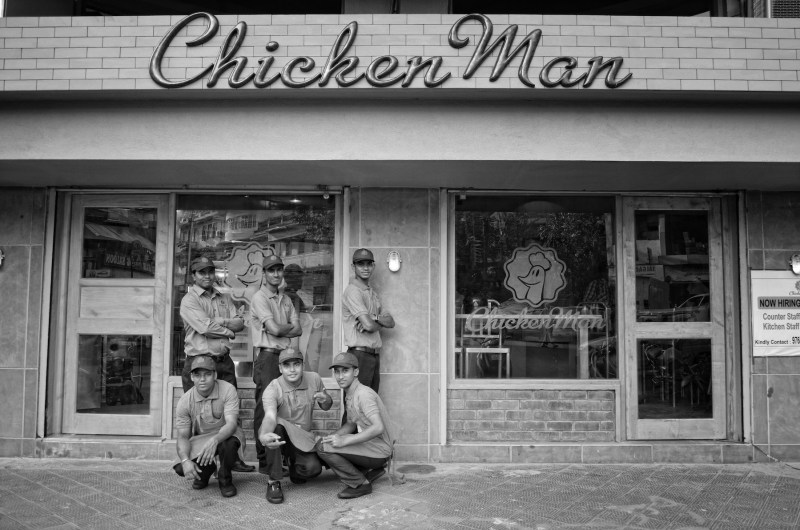 7Chicken Man Front