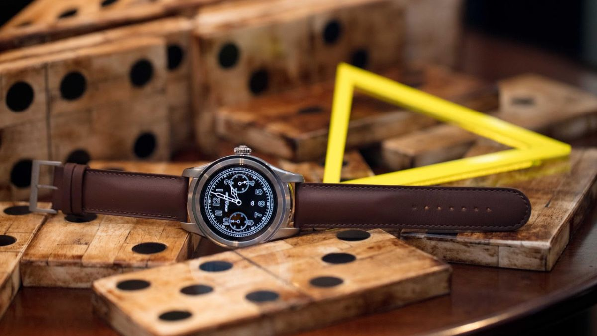 First Montblanc Smartwatch Summit Breaks Cover In India