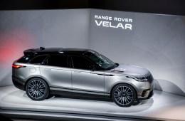 Range Rover Velar Reveal 1