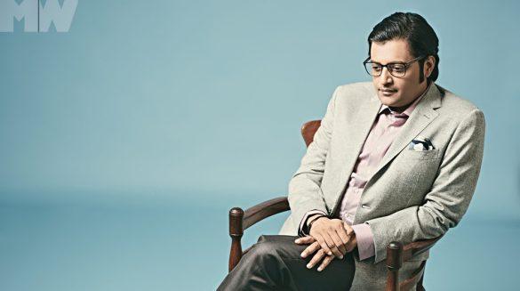 Arnab Goswami, MW, April Coverstar