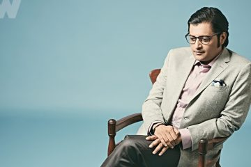 Arnab Goswami, MW, April Coverstar