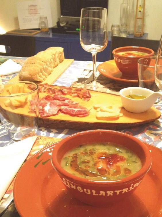 Caldo Verde soup in Lisbon - © Prachi Joshi