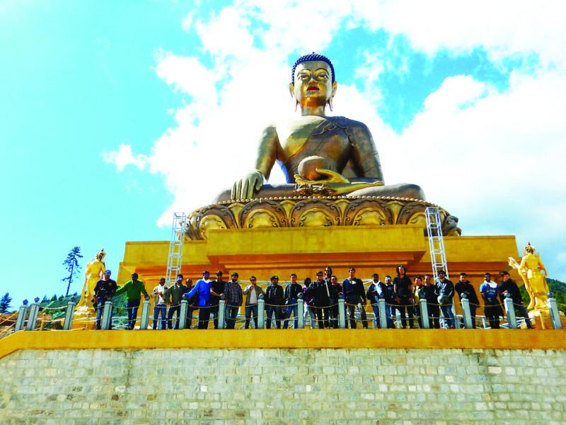 The Grand Buddha Statue