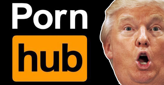 'Donald Trump's Victory Increased Porn Traffic By 10%'