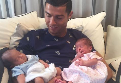 Do You Know The Mother Of Cristiano Ronaldo's Twins?