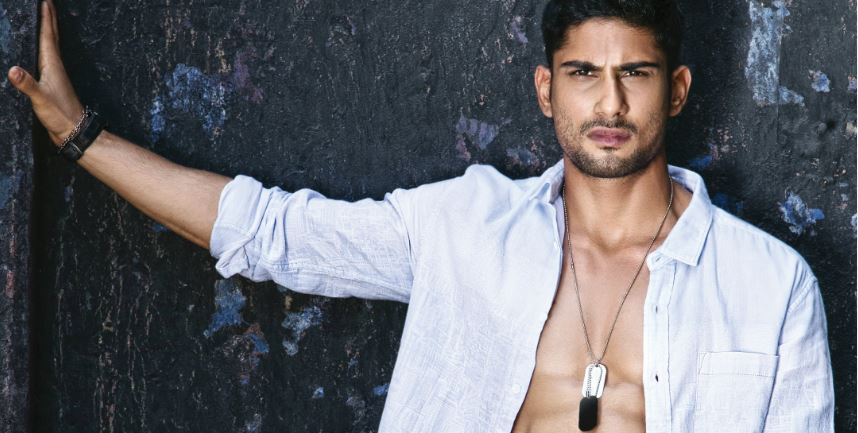 Prateik Babbar On Being A Momma's Boy And More