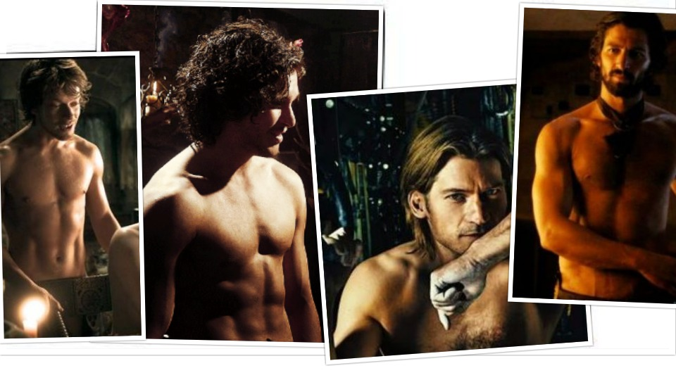 Game of Thrones: The Hottest Men Of Season 7