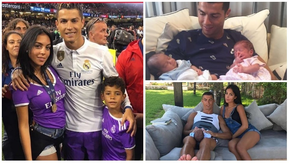 We Finally Know The Mother Of Cristiano Ronaldo's Child
