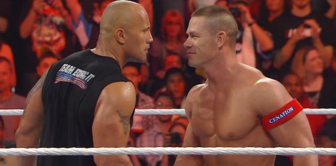 Is John Cena The Next Dwayne Johnson?