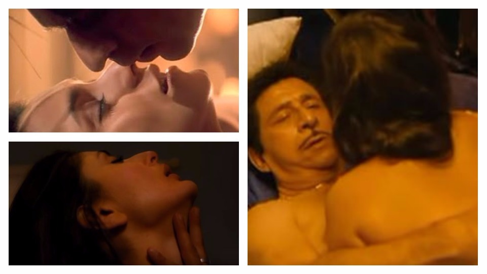 Why Bollywood Sex Scenes Don't Float Our Boat