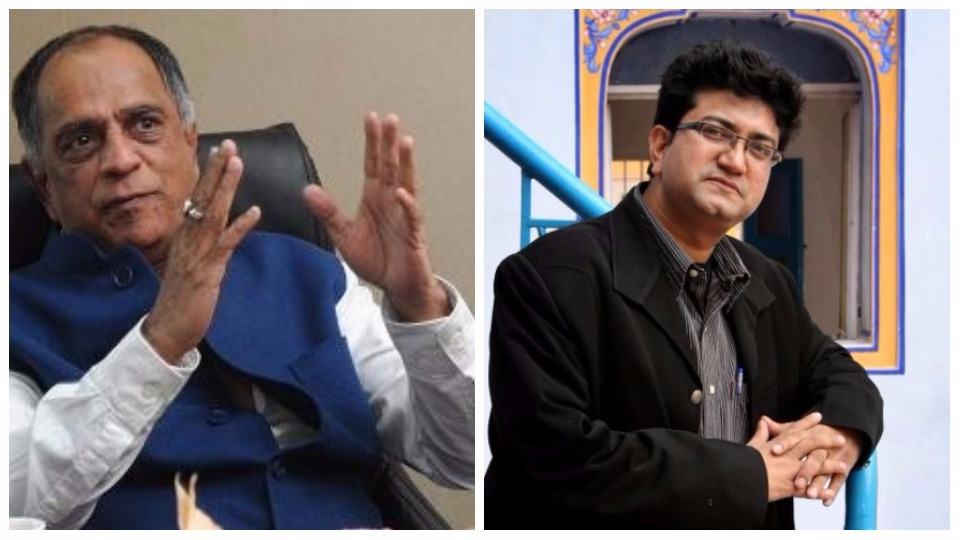 Acche Din: Pahlaj Nihalani Fired; Prasoon Joshi Is New CBFC Chief