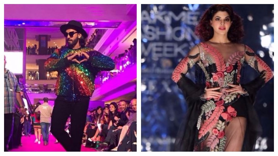 Lakme Fashion Week 2017: Hottest Celebs Who Rocked The Ramp