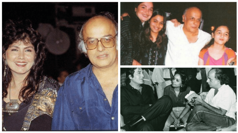 Love, Sex And Controversy: The Vibrant Life Of Mahesh Bhatt