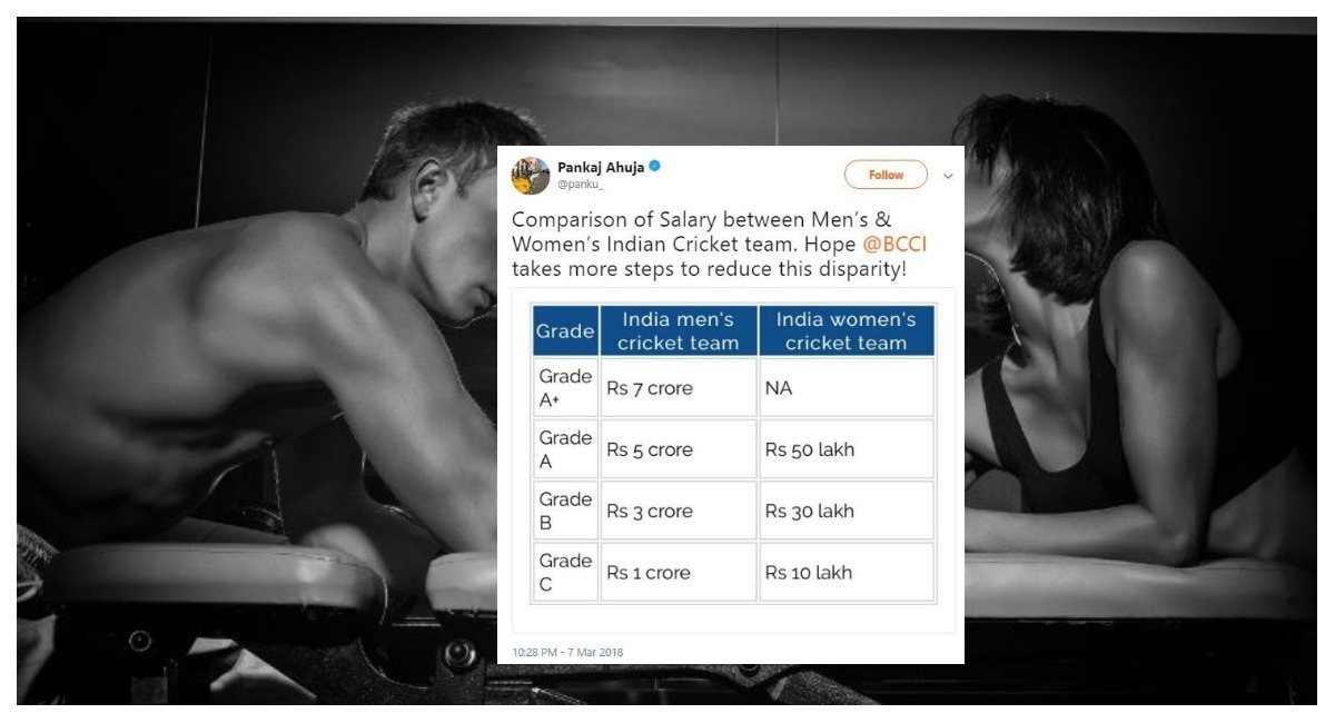 Male v Female: How Much Pay Equality Do We Have In Indian Sports?