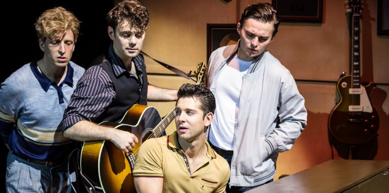 Hit Rock 'N' Roll Musical Million Dollar Quartet Is Coming To Mumbai