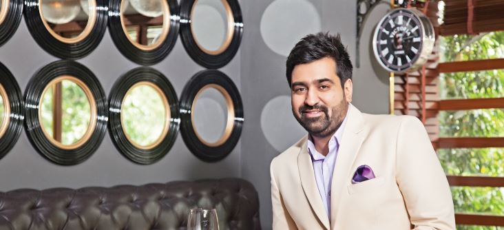 Priyank Sukhija Is India's Most Successful Restaurateur. Here's Why
