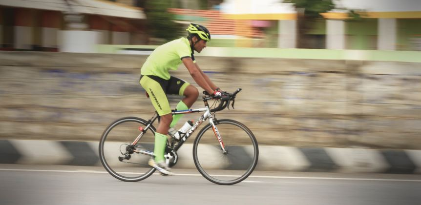 Meet Amit Samarth — The Man Who Finished The Toughest Cycling Race In The World