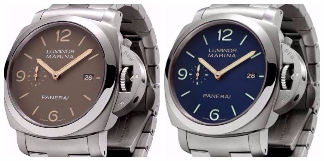 Officine Panerai Introduces The New Luminor Marina 1950 3 Days Automatic Titanio Exclusively For India & MEA Regions