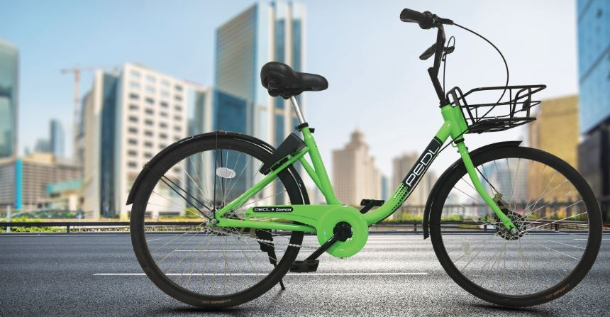 Pedl — India's First Bike Sharing Service That Can Revolutionize The Way We Travel On Roads