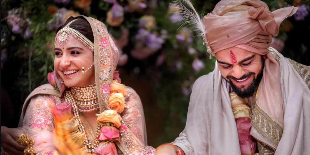 (IMAGES) Why Virat Kohli And Anushka Sharma's Wedding Was The Best Thing To Happen In 2017