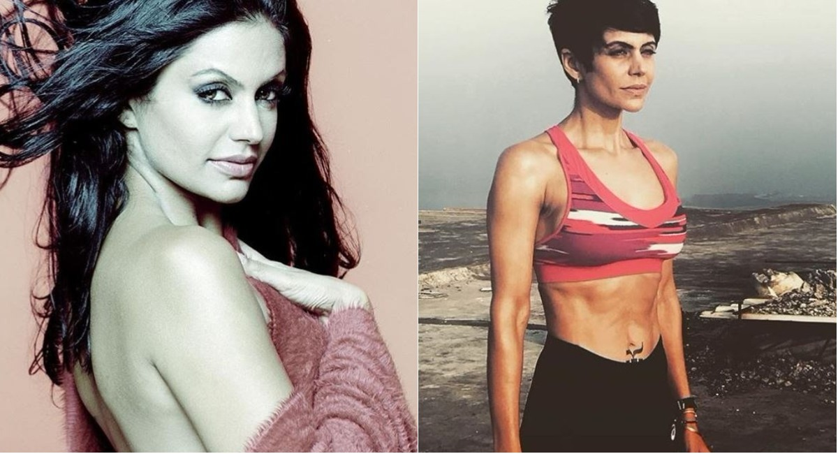 Why At 45, Mandira Bedi Still Gives Us Fitness Goals