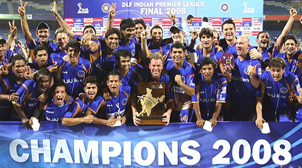 #ThrowbackThursday: When Rajasthan Royals Trumped Chennai Super Kings In The First Ever IPL Final