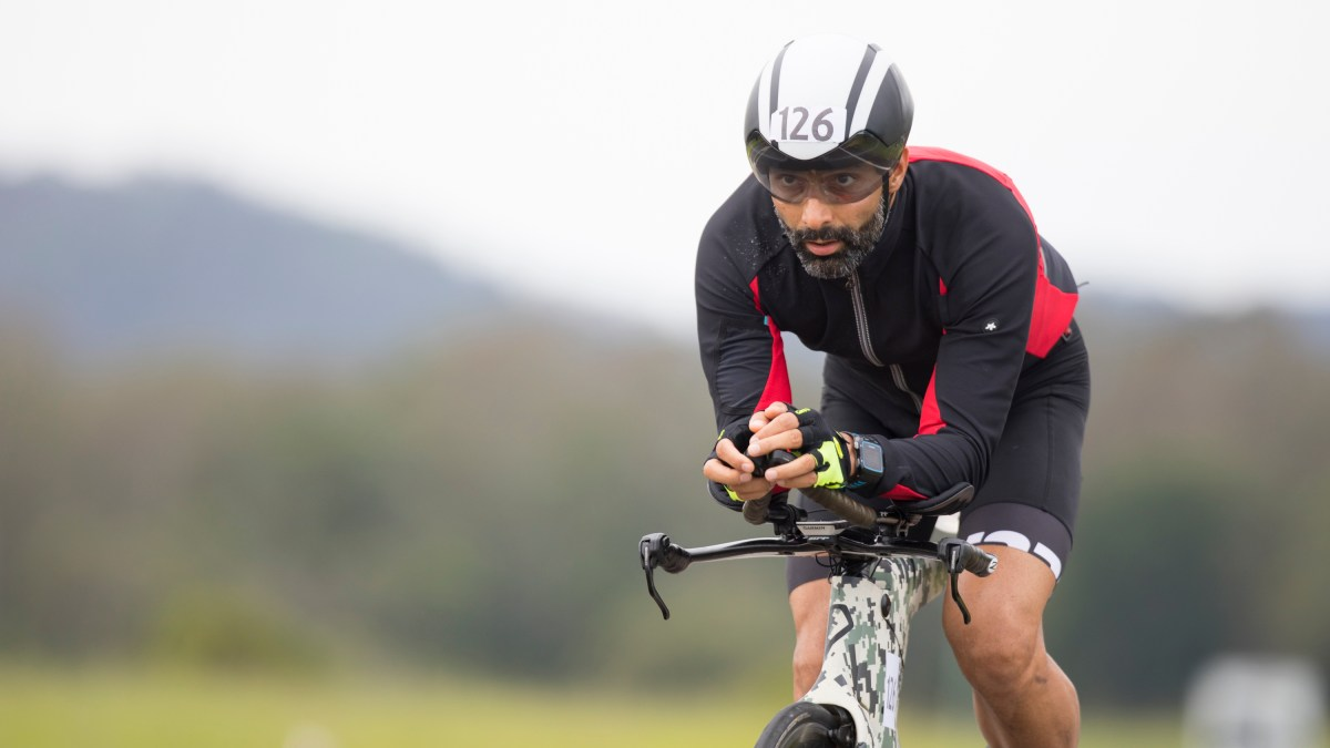 India's Fastest Ultraman Mayank Vaid Gears Up For His Next Challenge