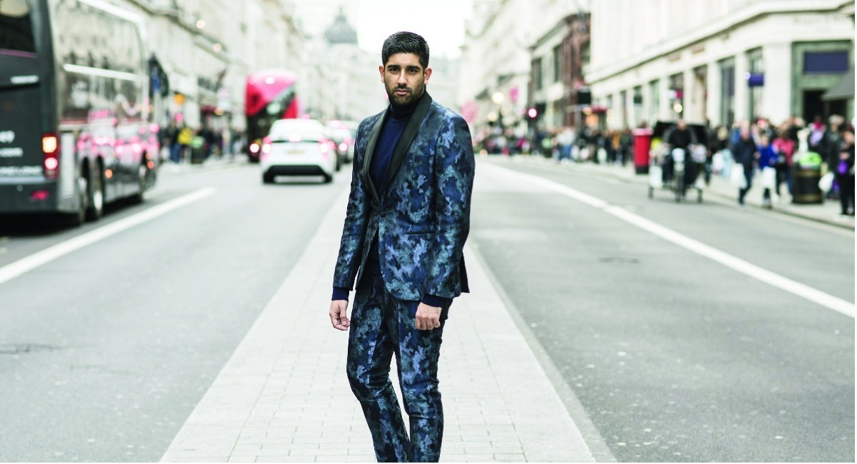 Rashpal Amrit — The Style Instagrammer On Being A Dapper Chap