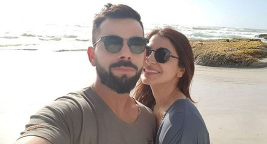Hey Virat Kohli, What's With All That Weird PDA, Bro?