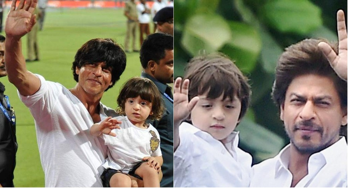 Why Shah Rukh Khan And AbRam Khan Are Bollywood's Best Father-Son Duo