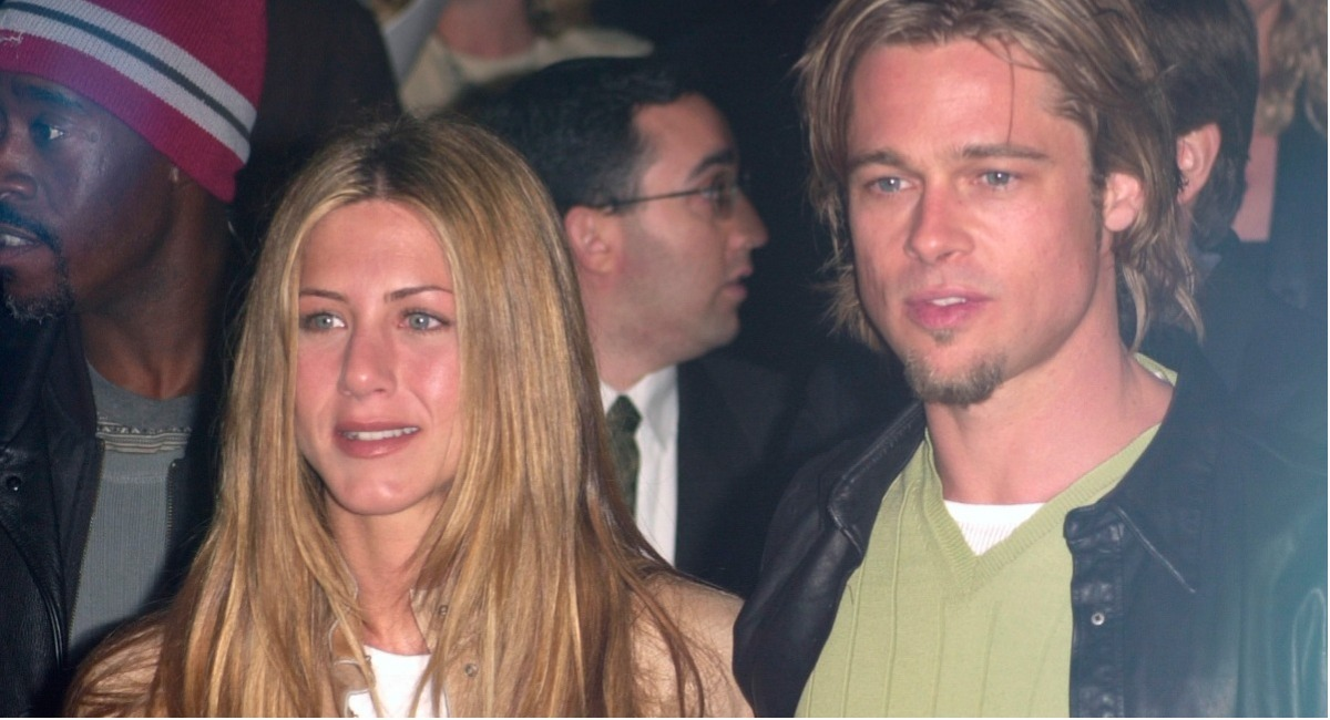 Why Jennifer Aniston And Brad Pitt Are Hollywood's Original Power Couple