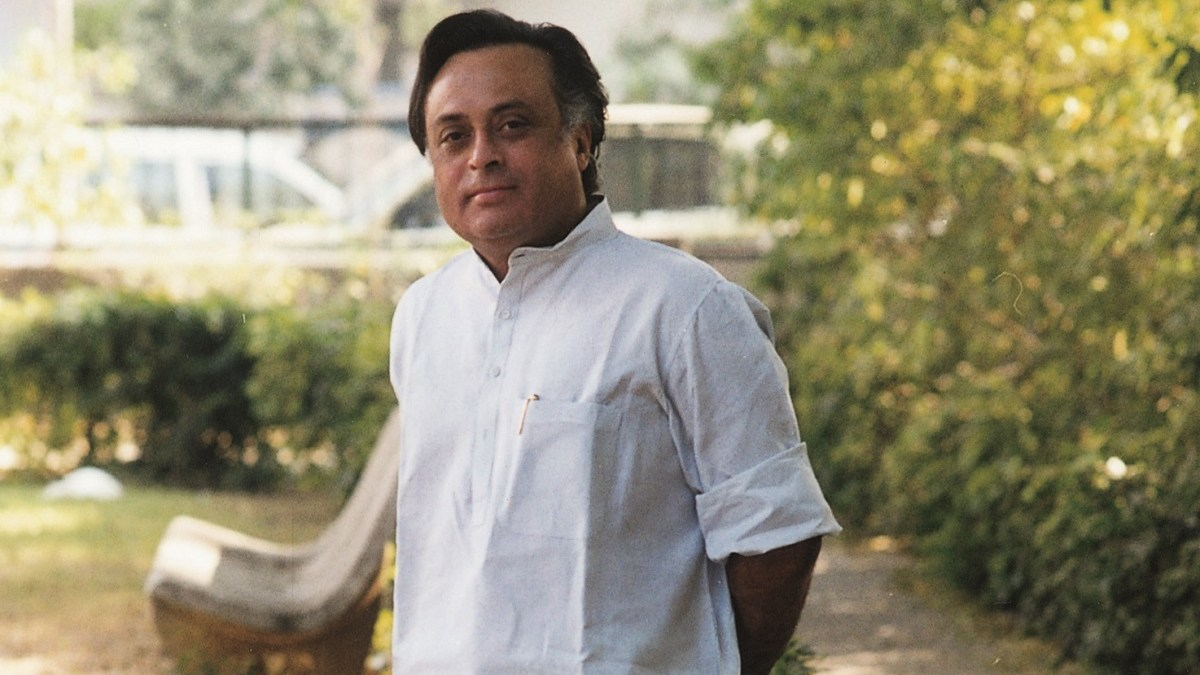The Loneliness of Jairam Ramesh