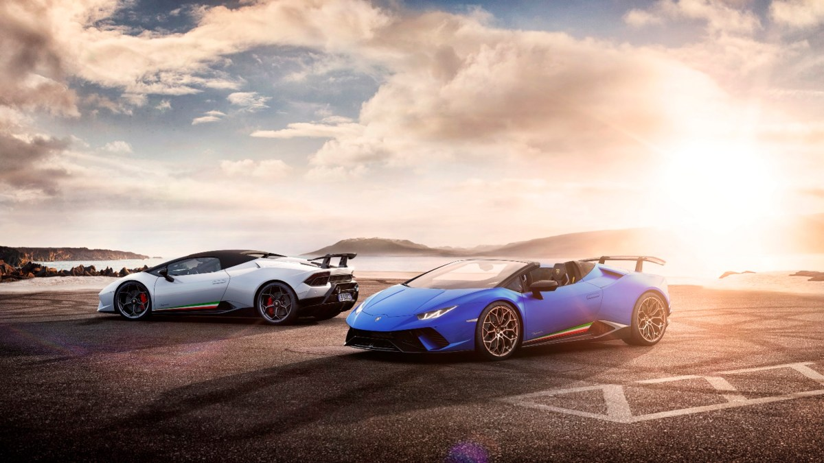 Introducing the Lamborghini Huracán Performante Spyder: The Epitome of the Supercar Performance
