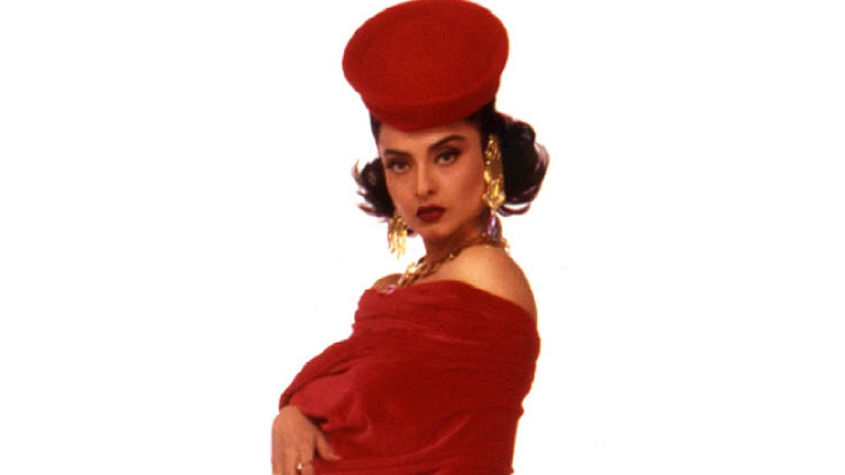 Rekha Behind The Mystique