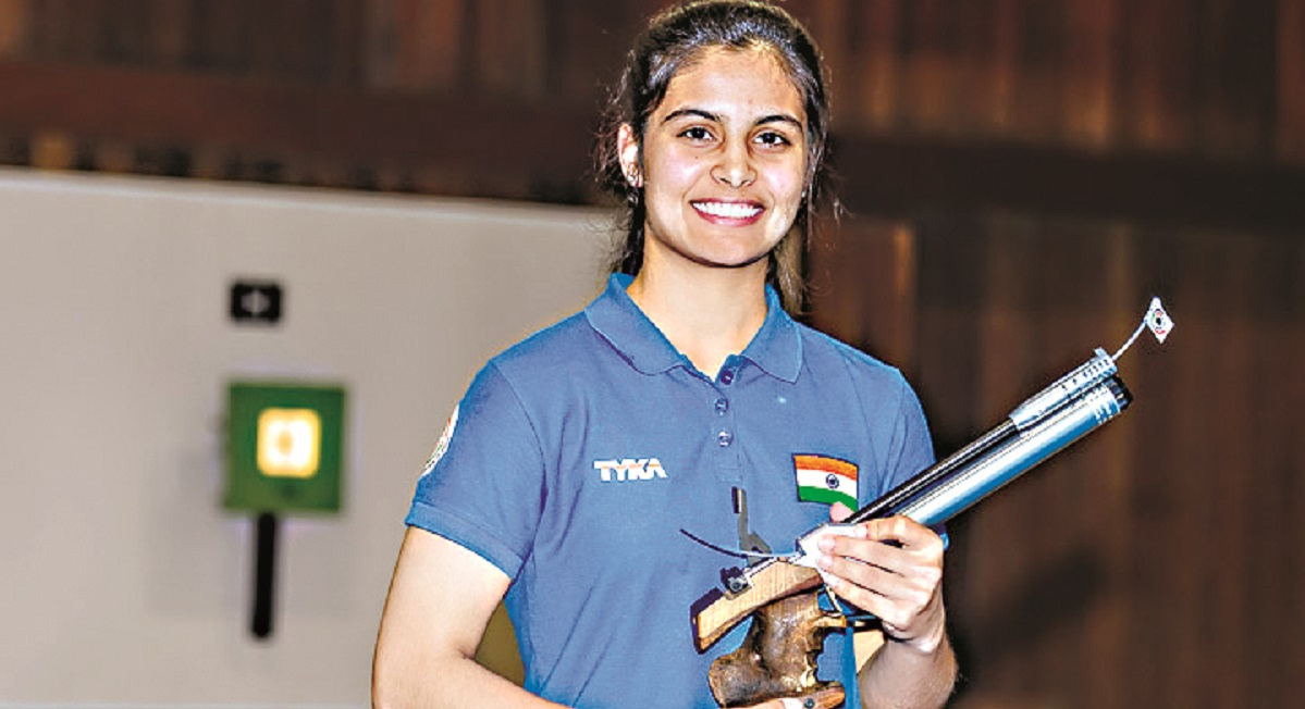 In The Moment – Manu Bhaker