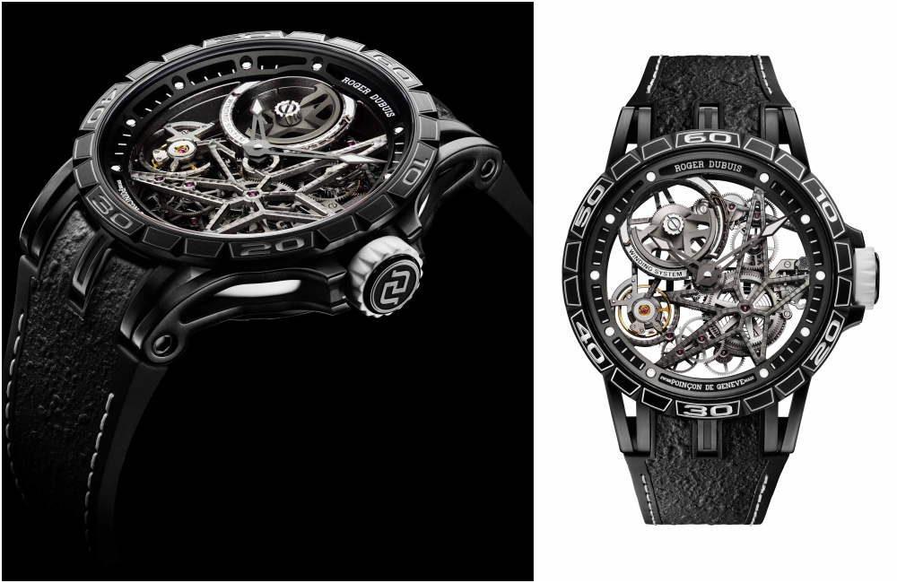 Roger Dubuis And Lamborghini Join Hands For The New Excalibur Aventador S