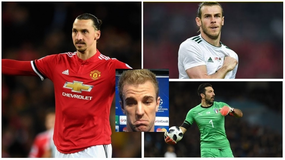 FIFA World Cup Russia 2018: Joe Hart And 8 Other Major Absentees