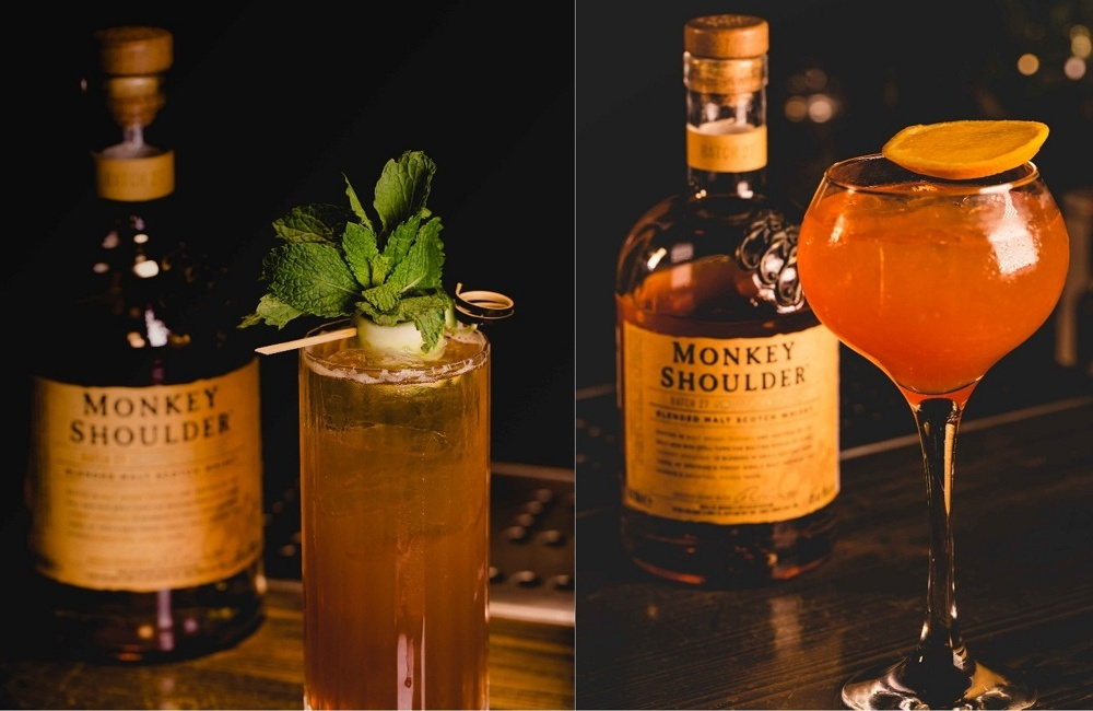 Perfect Summer Cocktails From Monkey Shoulder