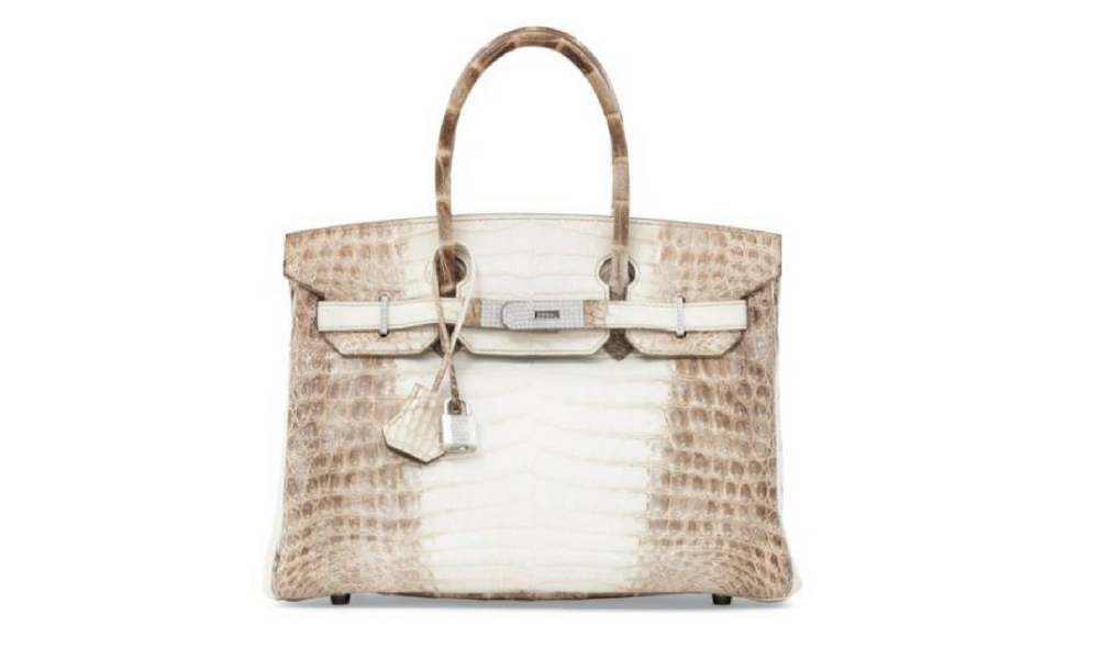 Vintage Hermès Birkin Sets Record In Europe, Sells For Record £162,500