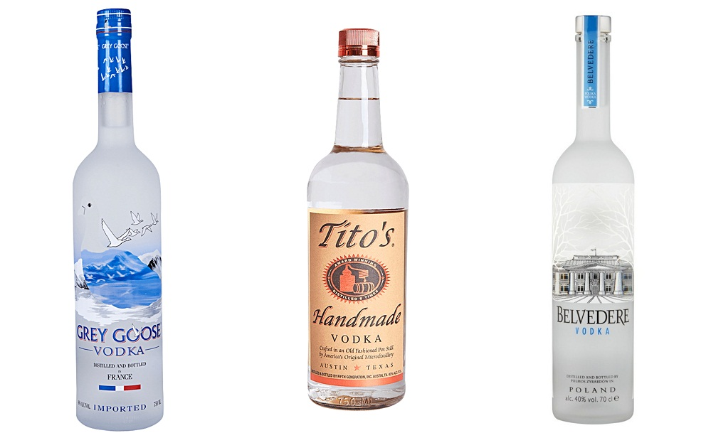 The 13 Best Vodkas From Around The World