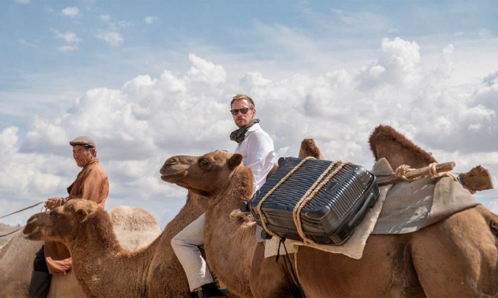 Tumi's Incredible Journey On A Single Latitude