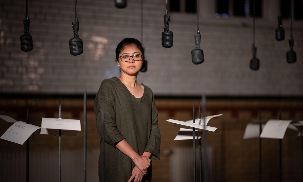 Artist Shilpa Gupta Fights For Jailed Poets In Edinburgh: Why You Should Know About Her