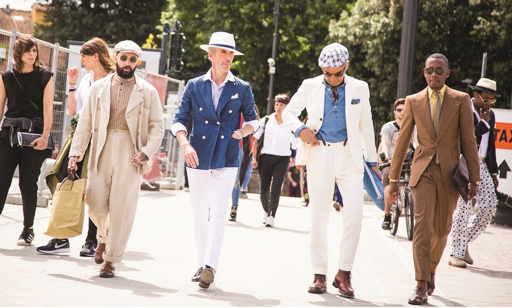 Where Men's Fashion Is Headed: The Top Trends From Pitti Uomo