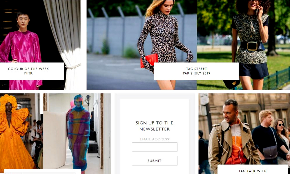 Tagwalk, The Google Of The Fashion World, Is Just What We Needed
