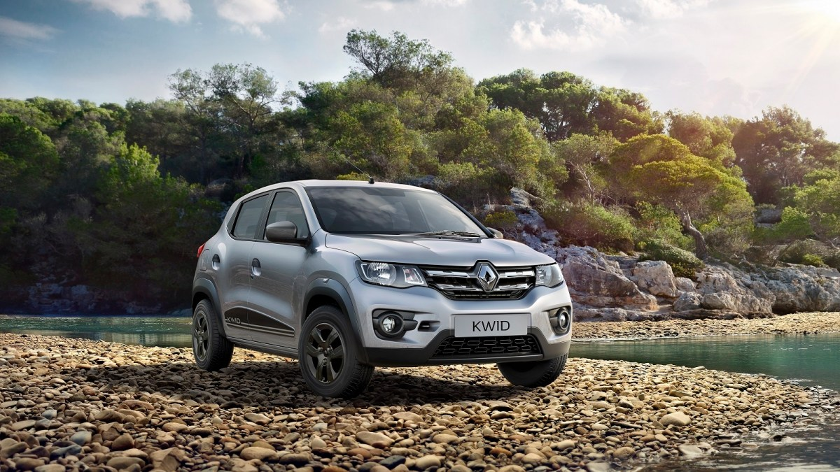 2018 Renault Kwid Goes Premium With A Host Of New Features
